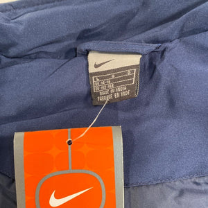 Vintage early 2000's Nike Tactical Vest Blue