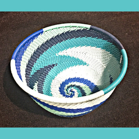 Wire Basket - Ocean - Small Bowl