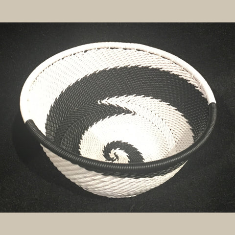 Wire Basket - Eclipse - Small Round