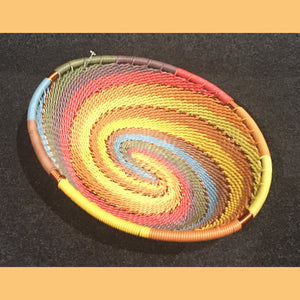 Wire Basket - Desert - Small Oval