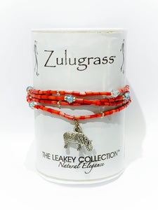 Zulugrass Jewelry - Can Necklace