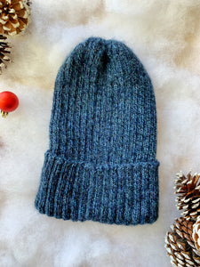 Alpaca Hat - Ribbed