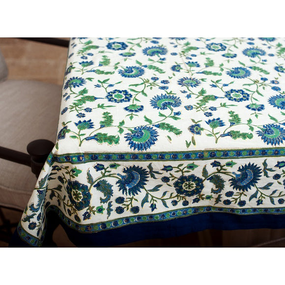 Tablecloth - French Blue