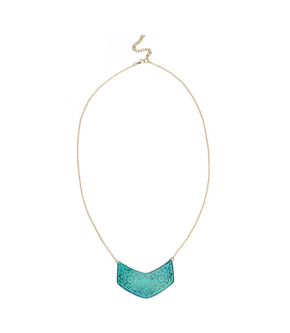 Necklace - Devika Chevron