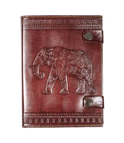 Leather Journal - Elephant
