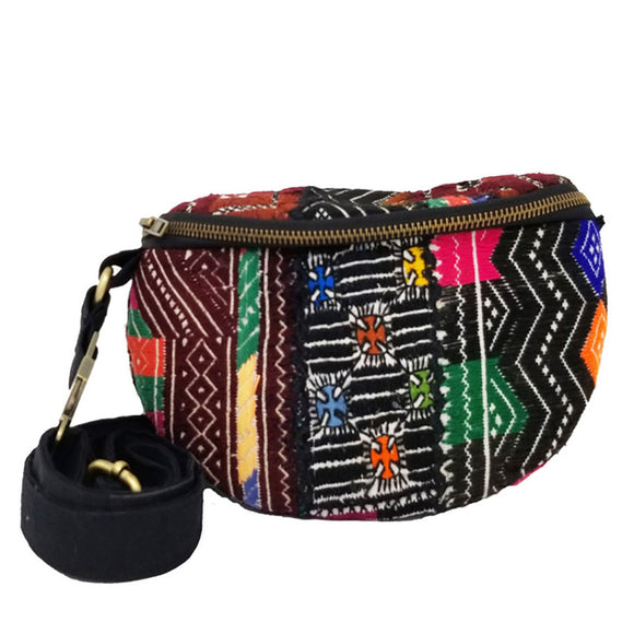 WorldFinds Suzani Fanny Pack Multiple Colors