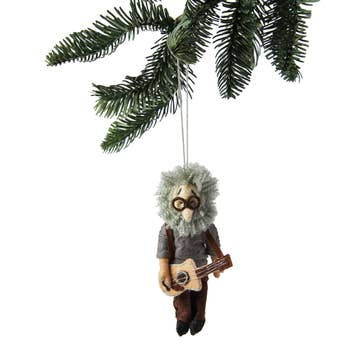 Felt Ornament Collection - Jerry Garcia