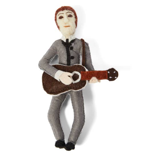 Felt Ornament Collection - John Lennon