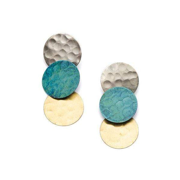 Earrings - Multi Coin