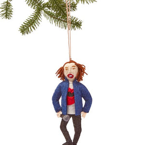 Felt Ornament Collection - Mick Jagger
