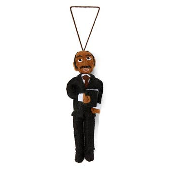 Felt Ornament Collection - Martin Luther King, JR