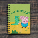 Dung Journal - Peppa Pig