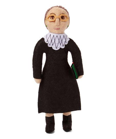 Felt Ornament Collection - Ruth Bader Ginsburg