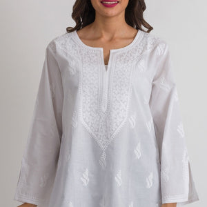 Sachita Embroidered Tunic