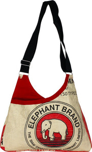 Recycled Cement Shoulder Bag