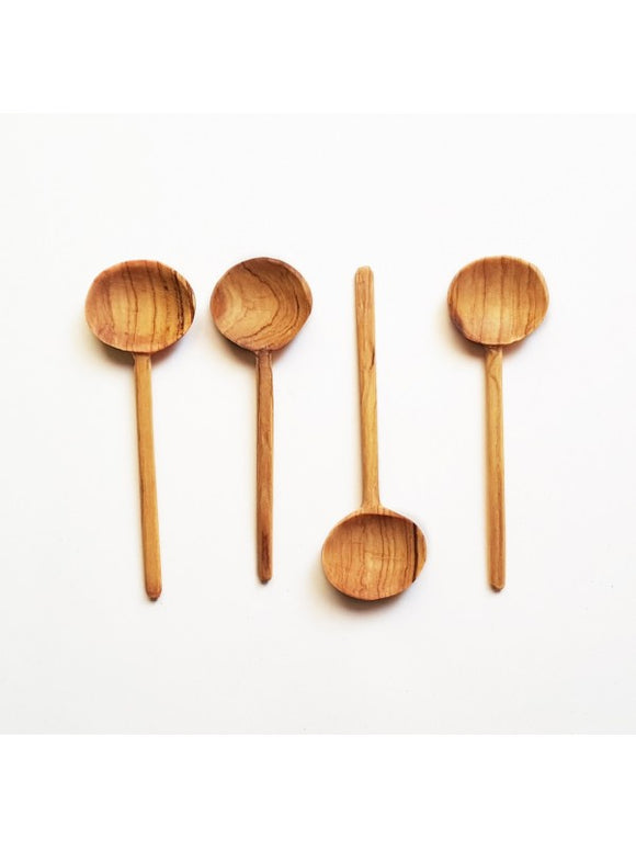Olive Wood Spoon Set