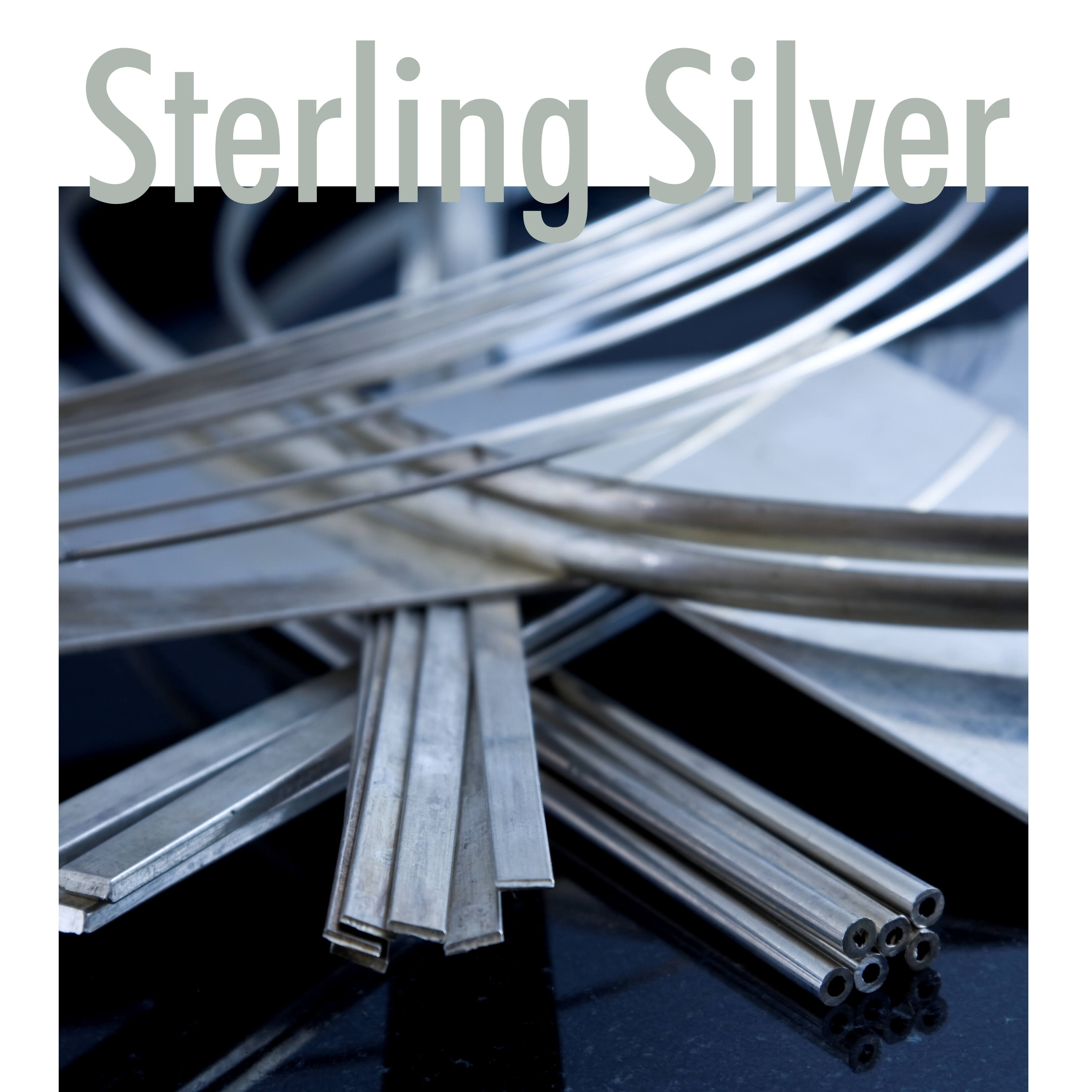 Sterling Silver metal made up of what? Alloy