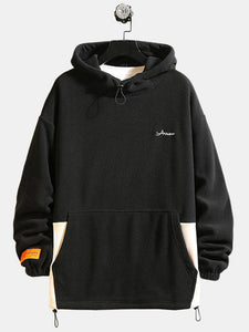Men's warm sports hoodie