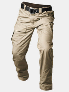 Men's pants Archon waterproof camouflage multi-chamber