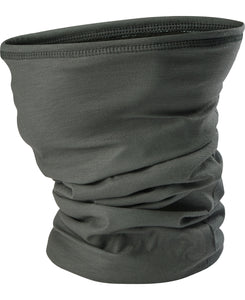 Neck Cover m/Fleece - Grøn
