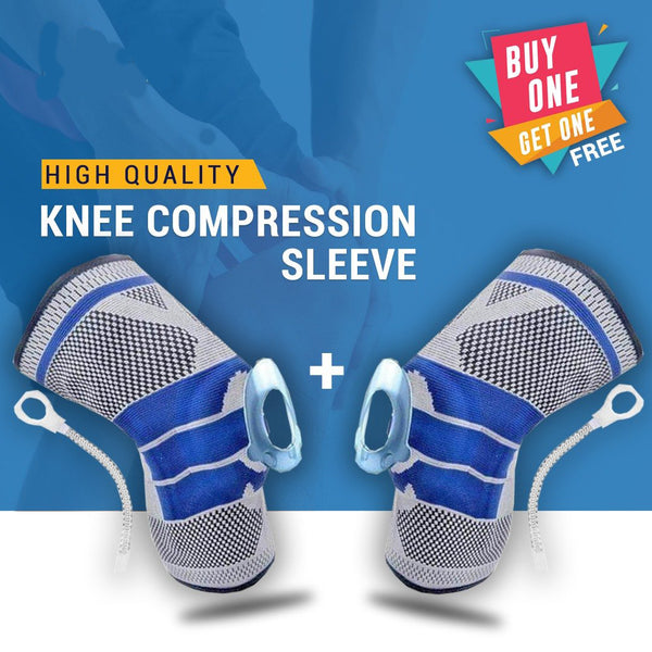 BUY 1 GET 1 FREE Ultra Knee Elite™ -  KNEE ELITE COMPRESSION SLEEVE