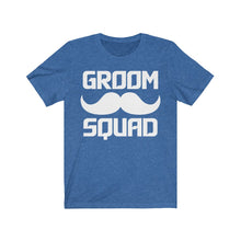 Load image into Gallery viewer, Groom Squad Bachelor Party Wedding Eve Men's T-shirt | Short Sleeve Tee