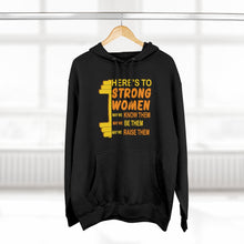 Load image into Gallery viewer, Women Power Premium Pullover Hoodie