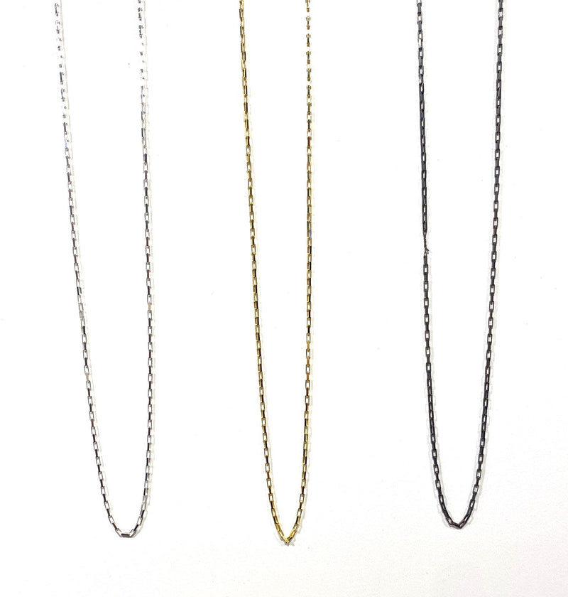 Small Box Link Chains 24""
