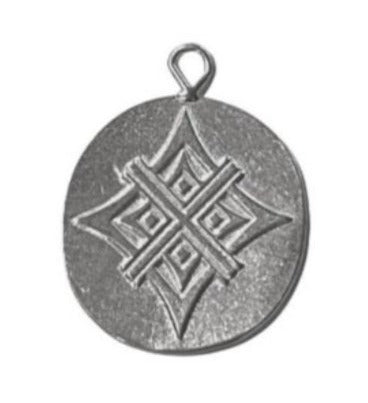 Sterling Silver Tag