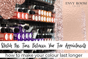 Tricks to Stretch the Time Between Your Hair Colour Appointments