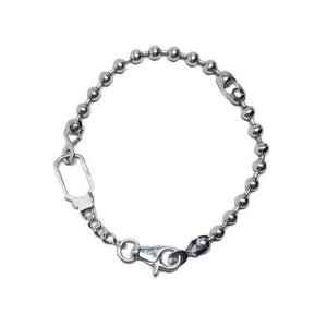 BROKEN BALL CHOKER