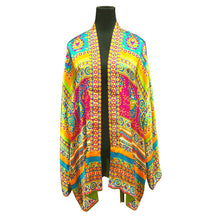 Load image into Gallery viewer, Silk Kimonos ( SK#05)