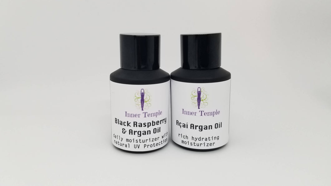 Black Raspberry & Argan Oil