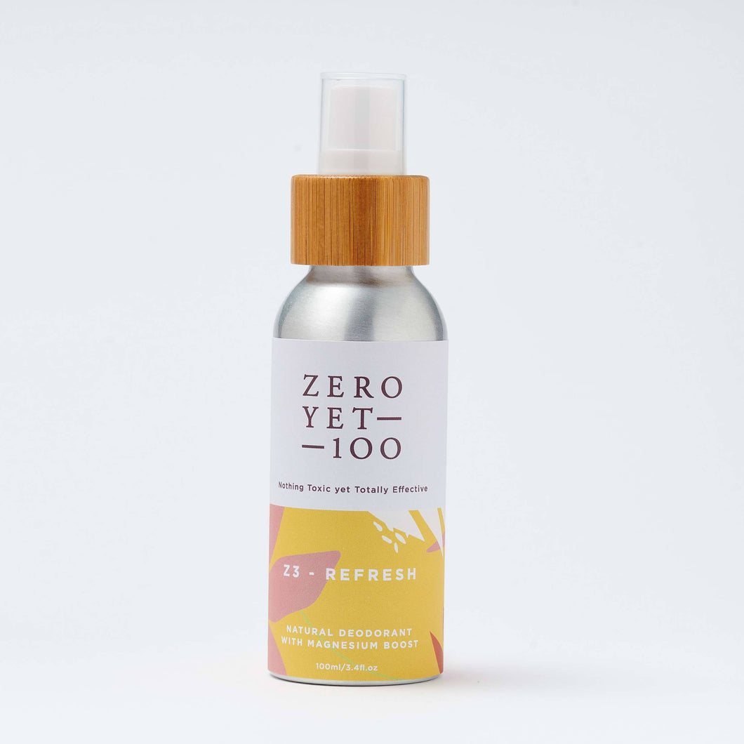 Z3 Refresh Deodorant Spray – 100ml