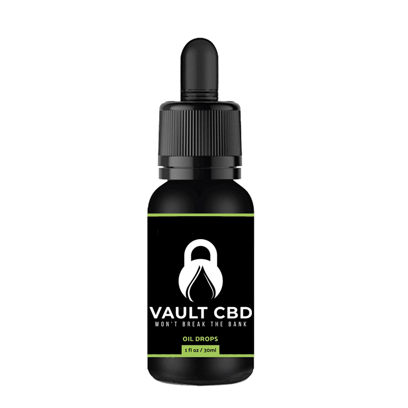 CBD oil 2000mg