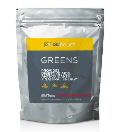 GREENS - YOU ARE BERRY SPECIAL