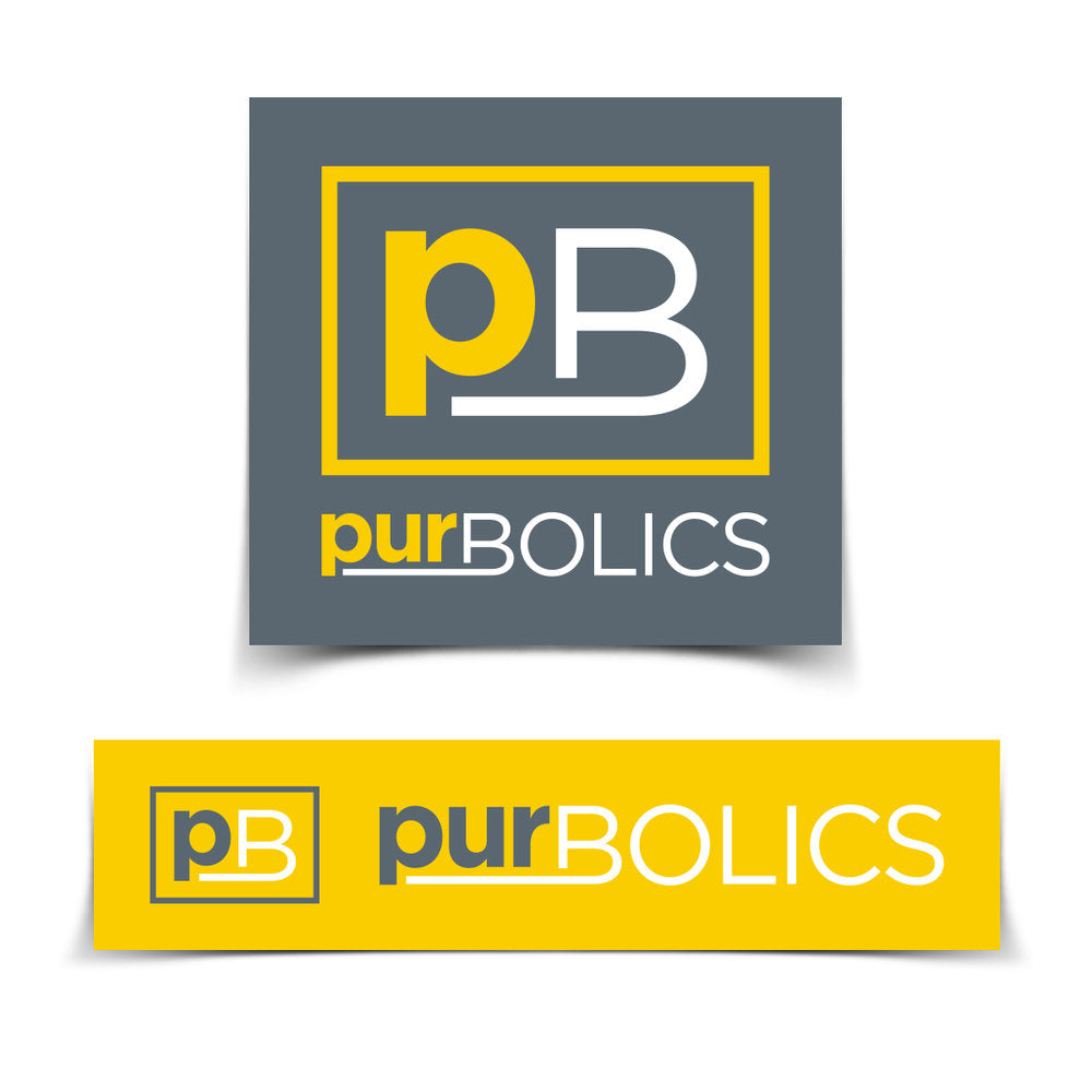 PURBOLICS STICKERS - 2 pack