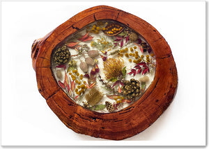 Load image into Gallery viewer, AUTUMN SERVING PLATTER - AUT012