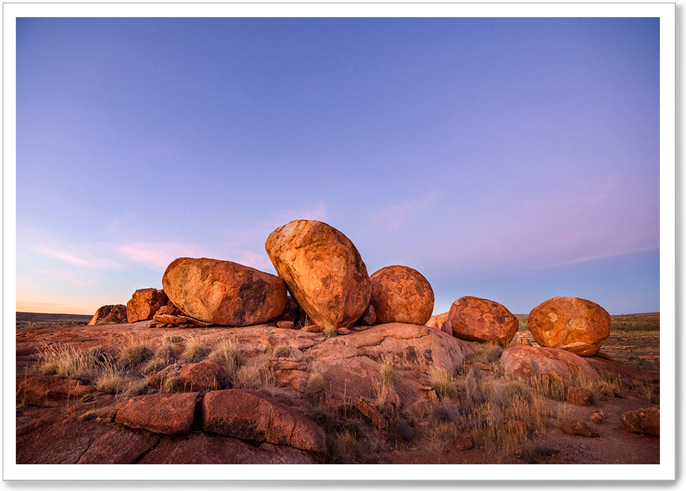 Load image into Gallery viewer, KARLU KARLU, DEVILS MARBLES - CA003