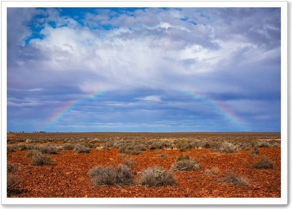 RED DIRT & RAINBOWS - CA004