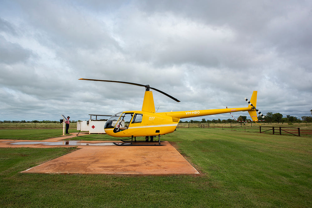 Inverway 5120 Contractors chopper from VRD