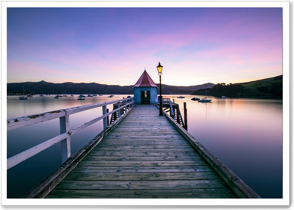 AKAROA, NZ - INT004