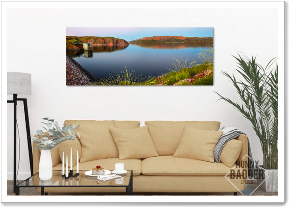 Load image into Gallery viewer, LAKE ARGYLE, KUNUNURRA - KN003