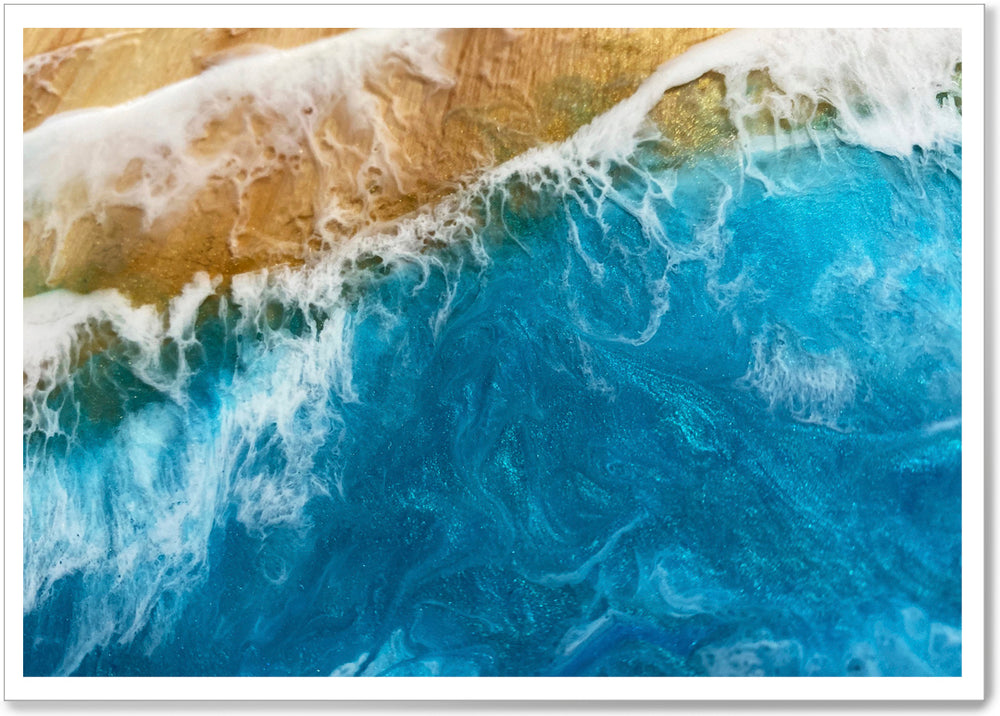 Load image into Gallery viewer, OCEAN PLATTER - ROUND