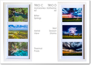 Load image into Gallery viewer, Trio Framed Print
