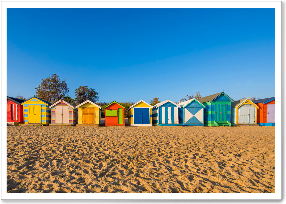 BRIGHTON BEACH HUTS - VIC005