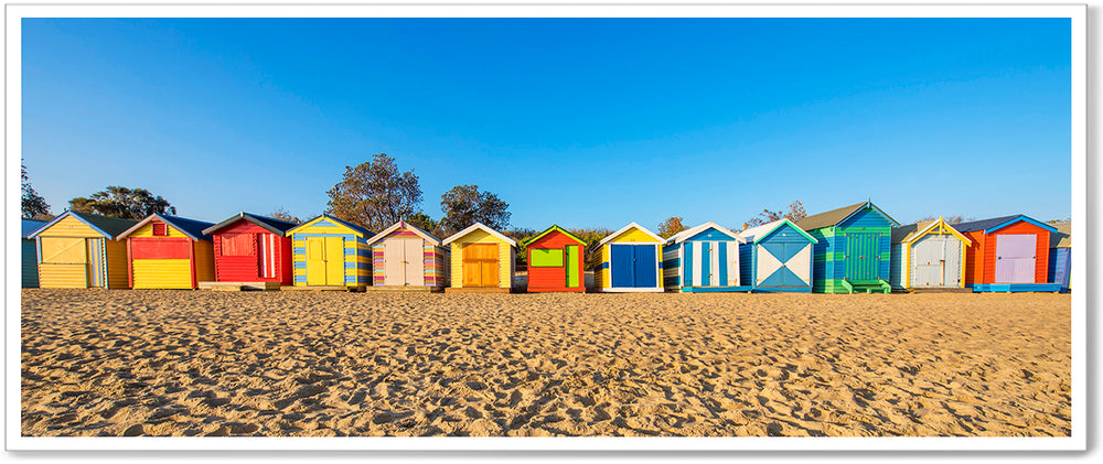Load image into Gallery viewer, BRIGHTON BEACH HUTS - VIC005