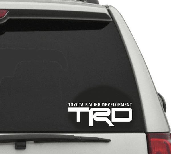 TRD STICKER