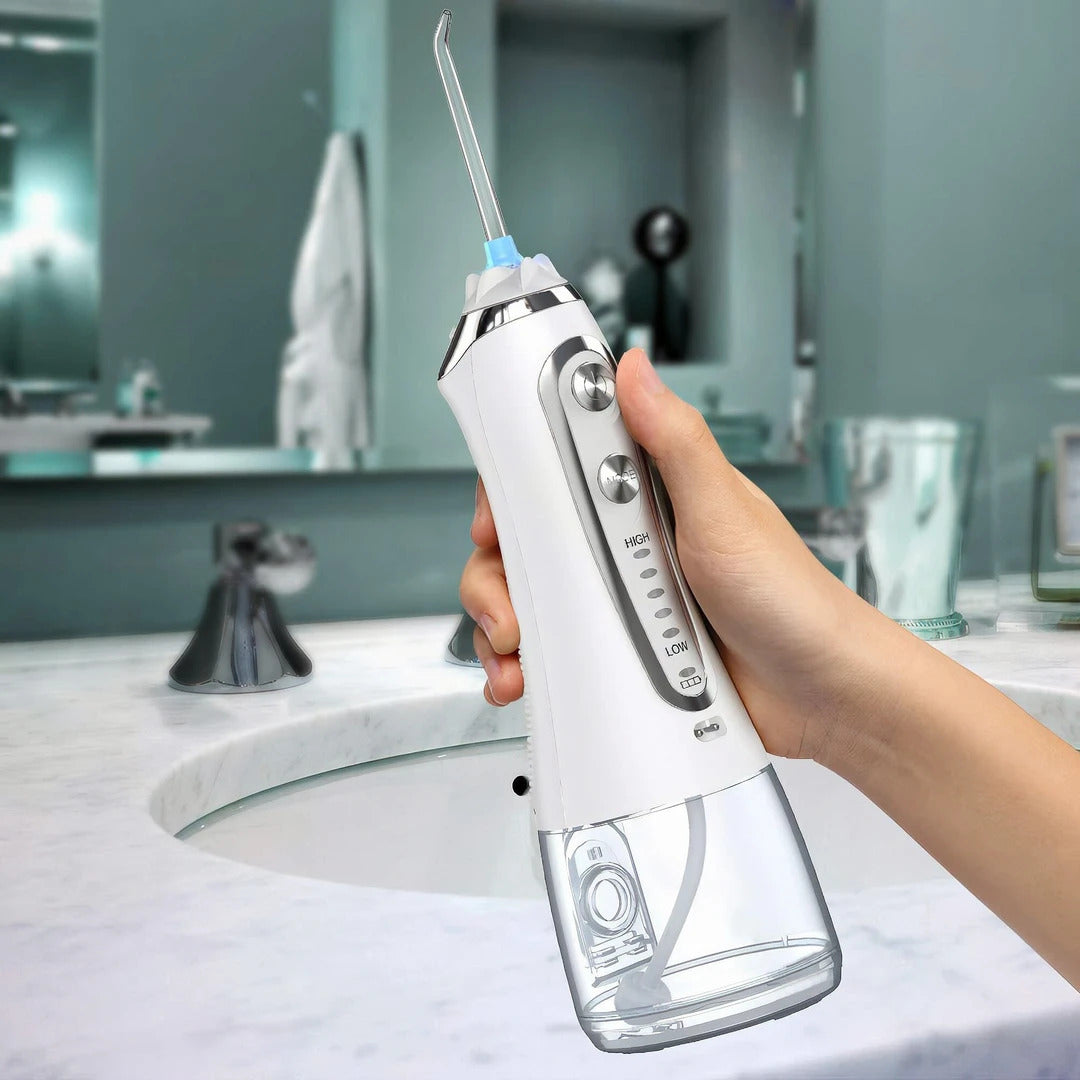 nufloss water flosser oral irrigator