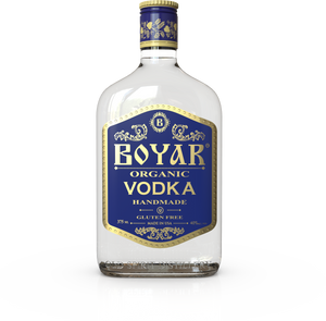 Boyar Vodka Organic 350ml